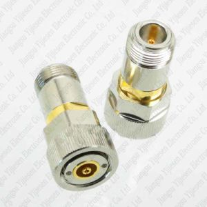 yan 2X RCA Female to Female Coupler Audio Adapter Cable Joiner Gold Plated Jack F//F