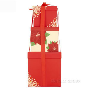 hard printed cardboard boxes large christmas gift box packaging box set - Large Christmas Gift Boxes