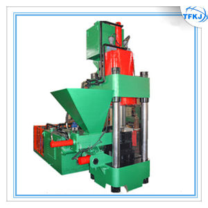 Automatic Recycle Waste Metal Briquette Press pictures & photos