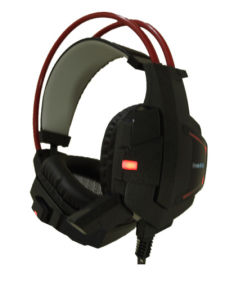 Professional Gaming Headphone Games Headset with Mic Stereo Bass pictures & photos