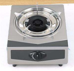 Double Burner Glass Panel Gas Stove in Sri Lanka Jp-Gcg213 pictures & photos