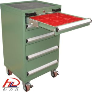 Steel Warehouse Storage Tool Trolley