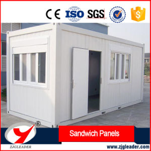 Sandwich Panel Prefabricated House pictures & photos