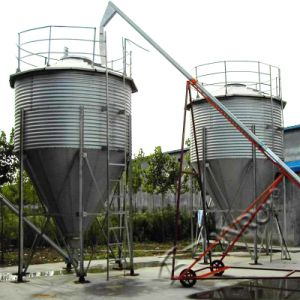 Galvanized Steel Silo Factory, Galvanized Steel Silo Factory