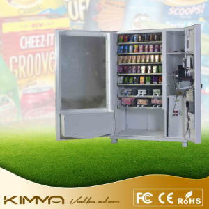Depot Vending Machine with 8 Columns 54 Selections at Max Support Digital Payment pictures & photos