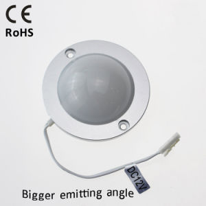 Half Spherical Emitting LED Inner Cabinet Light