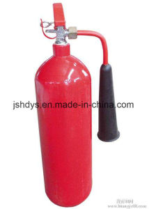 2kg Gas Cylinder with Ce Certification for Fire Extinguisher