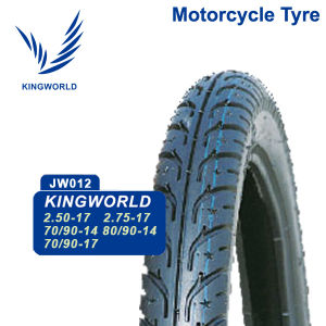 Tire Casing Type Motorcycle Tubeless Tire 80/90-14 120/70-14 pictures & photos