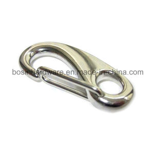 32mm Stainless Steel Egg Shaped Lobster Clasp pictures & photos