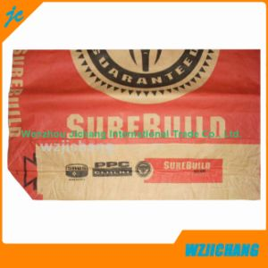 Kraft Paper Laminaten PP Woven Bag pictures & photos