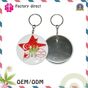 Souvenir Keychain Custom Logo Manufacturers in China pictures & photos