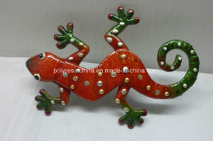 Polyresin Wall Mount of Gecko Gifts pictures & photos