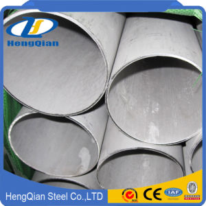 "304 316 310 Seamless Stainless Steel Pipe with Diameter 2"" 3"" 4""6"" 8"" Sch10/Sch40/Sch80 pictures & photos"