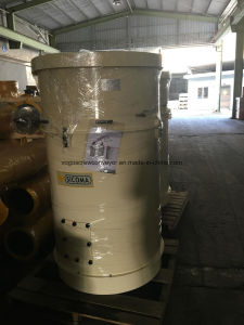Sicoma DC20 Air Impulse Bag Filter Dust Collector