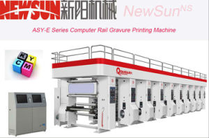 160m/Min Best-Selling Gravure Printing Machine for Packing (ASY-E) pictures & photos