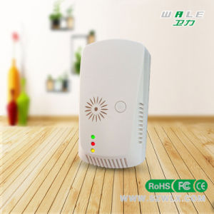 Wireless Security Gas Leak Detector with 433MHz for Home Alarm pictures & photos