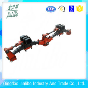 2-Axle Suspension for Trailer Used English Type 24t Suspension pictures & photos