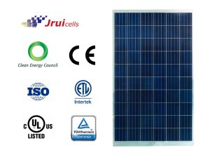 Solar Panels Polycrystalline Solar Panel for Roof