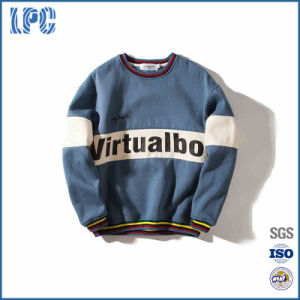 Wholesale Cotton Knitted Mens Hoodie pictures & photos