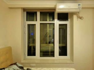 Conch Noise Proof UPVC Windows pictures & photos