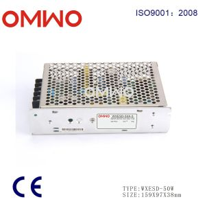 China Wxesd-50b-24 Single Output with Pfc Function DC to DC