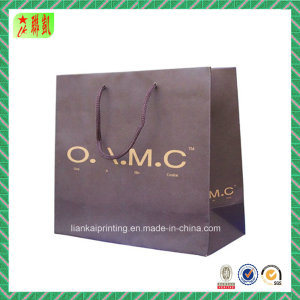 Custome Design Art Paper Handbags for Packaging pictures & photos