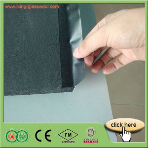 Plastic NBR/PVC Rubber 30mm Foam Sheet Fireproof Blanket with Fsk pictures & photos