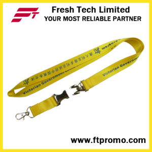 Chinese Business Style Polyester Lanyard with Your Logo pictures & photos