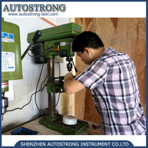 ASTM D4846 Snap Button Pull Tester and Fastener Pull off Tester pictures & photos