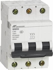 MCB, Mini Circuit Breaker, 10KA