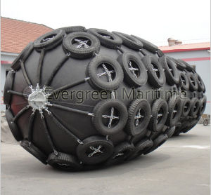 Floating Yokohama Pneumatic Fenders, Boat Pneumatic Rubber Fenders for Ship & Marine, Dock Fenders pictures & photos