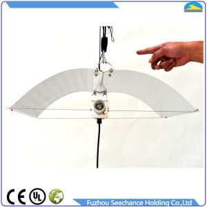 "1/8"" Tempered Glass Lens"