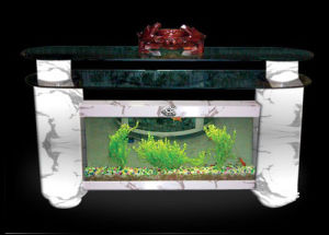Ecological Bar Aquarium/Bar Counter Fish Tank