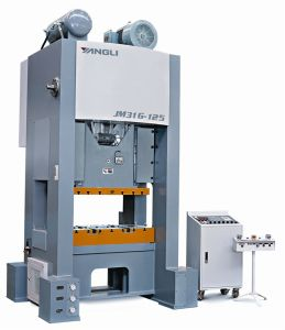 Jm31gseries Gantry Type High-Speed Press Machine