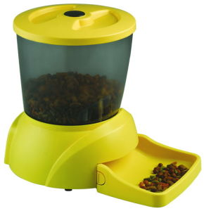Pet Products--Automatic Pet Feeder