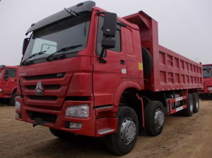 HOWO 6X6 Tipper (3257M3857A) pictures & photos