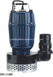 SPA/Qdx Aluminium Body Clean Water Submersible Pump Factory (QDX20-7-1.1(SPA1100)) pictures & photos