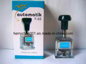 6 Digits Auto Numbering Machine (SKY-206) pictures & photos