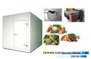 Modular Cold Room with Bitzer Condensing Unit pictures & photos