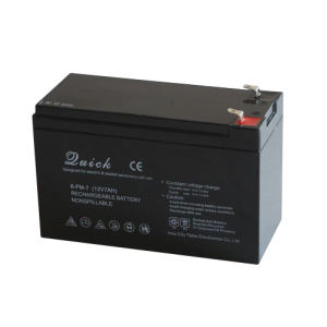 12V7 Storage Battery (6-FM-7) pictures & photos