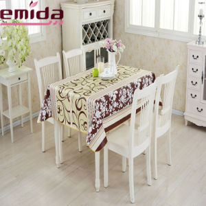 Very Hot Sale Oilproof Feature Vinyl Table Cloth with Wholesale Price
