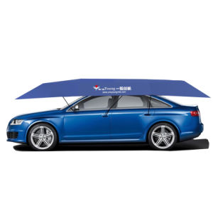 Yeeyoung Uv Protect Sun Shade Heat Resistant 4 6m Size Automatic Car Cover Car Sunshade Umbrella