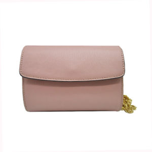 21bb30938a1830 Fashion PU Lady Clutch Bag Cute Mini Crossbody Bag Sweet Color Woman  Shoulder Bag New Designer
