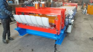 Arching and Roofing Integration Roll Forming Machine Crimping Machine pictures & photos