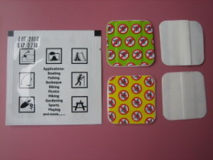 Hot Selling Eye Pad Colorful Surgical Eye Pad pictures & photos