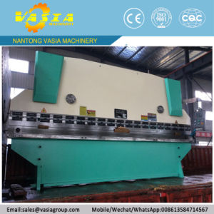 Hydraulic Press Brake Machine with E21 Controls pictures & photos