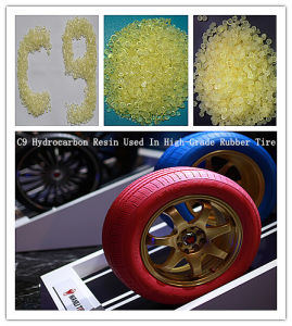 Chemical C9 Aromatic Petroleum Resin Used High Quality Rubber Tire