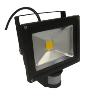 50W LED Flood Light with PIR Sensor (EB-89725) pictures & photos