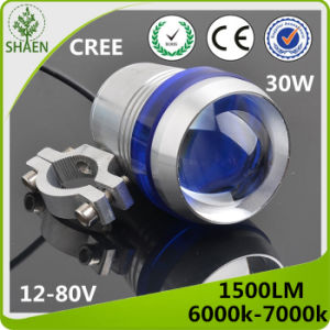 Hot Selling! U3 CREE LED Car Light 30W LED Headlight Laser Gun pictures & photos