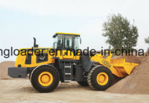 5 Ton Multi-Function Front Wheel Loader with Low Price pictures & photos